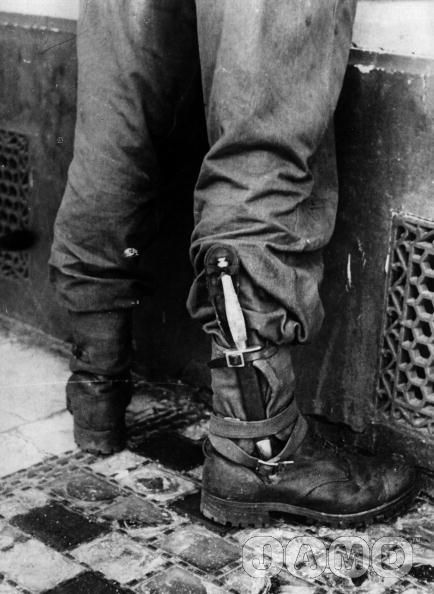 Fairbairn Sykes Commando Knife